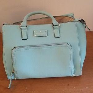 Baby Blue Kate Spade Bag